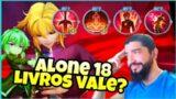 Alone Hades 18 Livros, Skills 1,3,3,3 Vale? – Saint Seiya Awakening