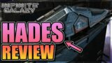 Hades Flagship Review in Infinite Galaxy [Worth it for destroyers?]
