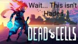 Hades Speedrunner tries Dead Cells?!