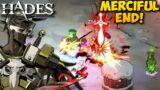 Merciful End Shield vs 40 Heat!   Hades