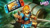 The legend of Zelda Breath of The Wild | Yuzu Hades playable | G4E