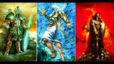 Zeus, Hades,  Poseidon The Lords of  Rape