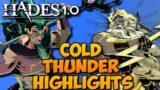 Blizzard Shot, Sea Storm, Cold Fusion | Highlights | Hades 1.0