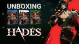 HADES – Unboxing PlayStation 5