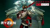 Hades Battle Out Of Hell With Ryzen 3 2200G + RX 570 & 16GB RAM
