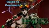 How to use Coronacht, the heart seeking bow, in Hades. Video build guide for Hades bow.