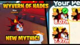 New Mythical Wyvern Of Hades! – Pet Simulator X