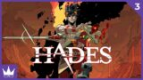 Twitch Livestream | Hades Part 3 [Xbox Series X]