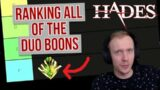 All Duo Boons Tier List by Haelian | Hades