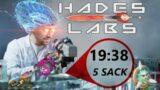 Hades Speedrun | Poseidon Sword, 19:38 RTA | five sacked, but STILL SUB 20 BABY