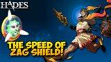 Zagreus Shield Speed with Nova Coaching | Hades